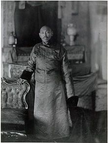 The 13th Dalai Lama in 1910 in Darjeeling, India / Thubten Gyatso was an intelligent reformer who proved himself a skillful politician when Tibet became a pawn in The Great Game between the Russian Empire and the British Empire. He was responsible for countering the British expedition to Tibet, restoring discipline in monastic life, and increasing the number of lay officials to avoid excessive power being placed in the hands of the monks. - Wikipedia, the free encyclopedia