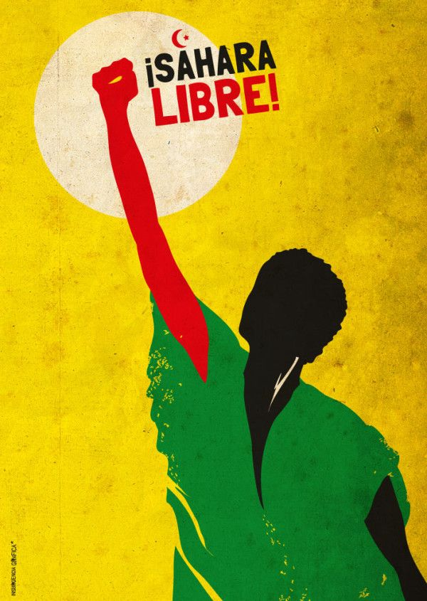 #PICTURE: Sahara Libre 1. #FreeSahara #Sahara #SaharaLibre #SaharaOcidental #WesternSahara #Morocco