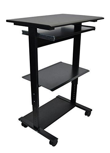 best 25+ adjustable height computer desk ideas on pinterest