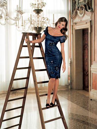 Miranda Kerr styled by Jenni Booth
