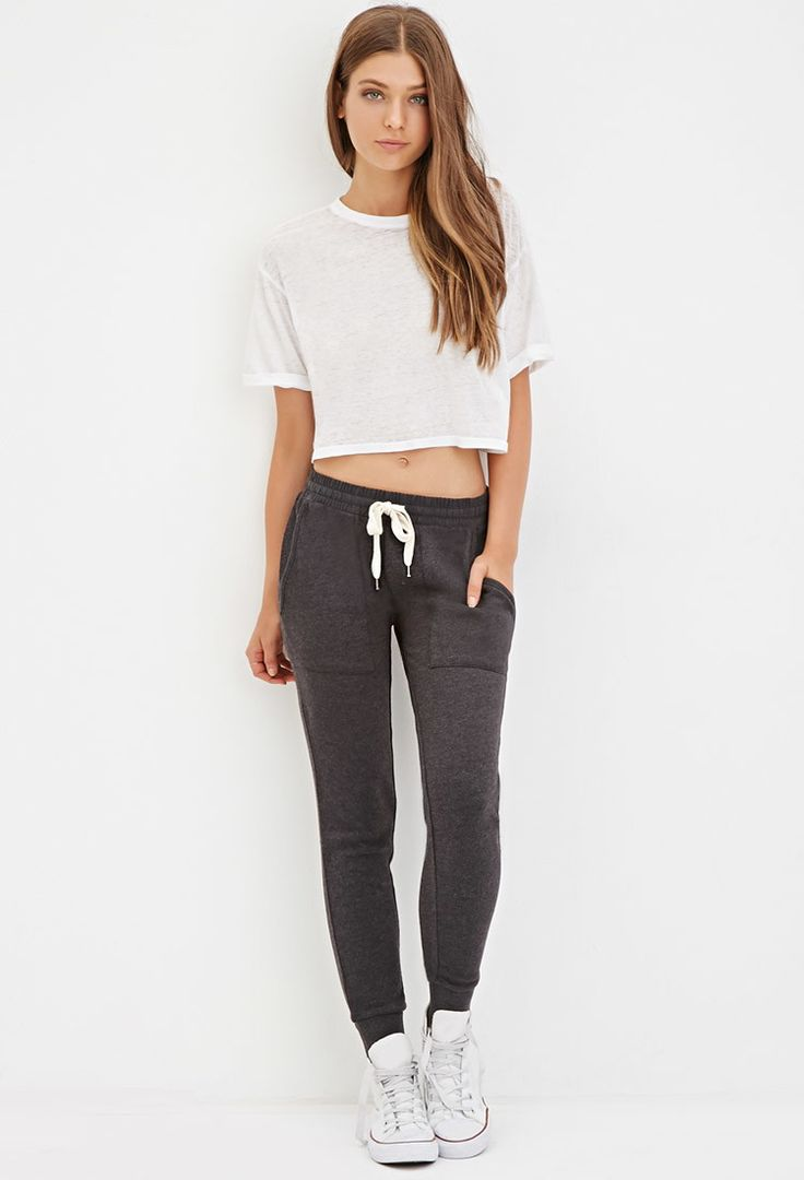 Creative Jogger Pants | Lovefashionblog