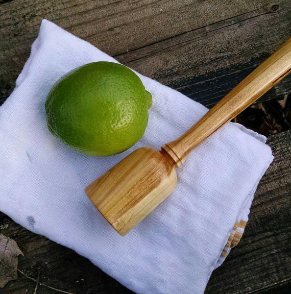 Stößel Holz Stößel Barzubehör Gastgeberin Geschenk-Idee