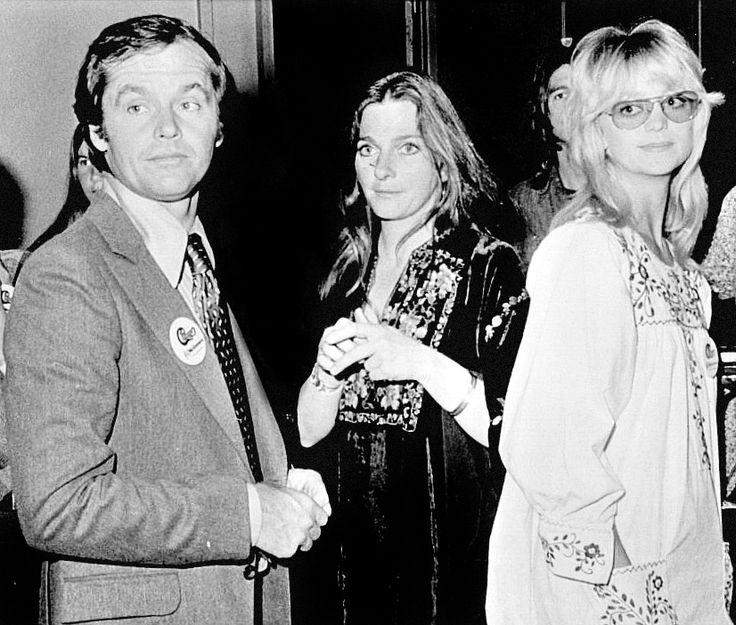 cinemamonamour: Jack Nicholson, Judy Collins and Goldie ...
