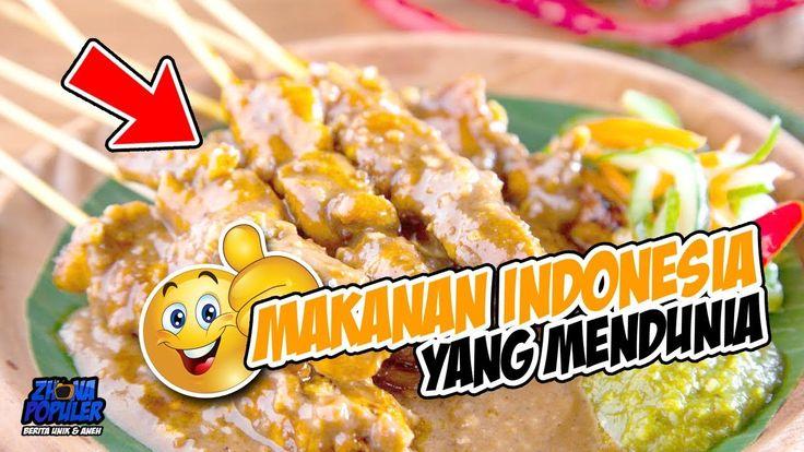 Makanan Indonesia Yang Mendunia