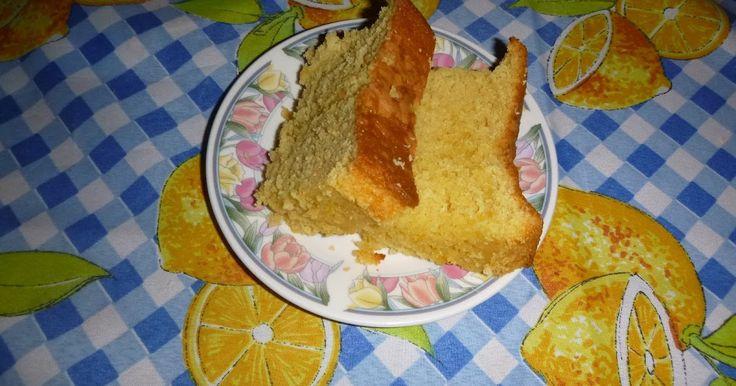 G & M - Χρώμα...Ελληνικό!    Κέικ με καρύδα