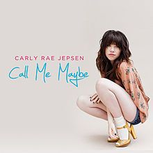 """""""Call Me Maybe"""" I can't get that song out of my head!"""