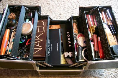 Doing bridal makeup? Here are some packing tips :)
