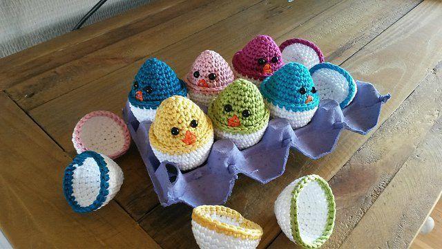 Crochet Patterns Free Food : 25+ best ideas about Easter crochet patterns on Pinterest ...