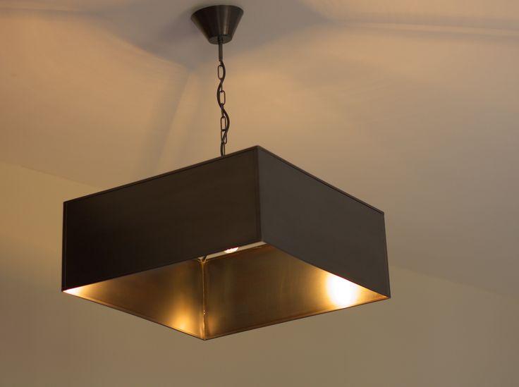 °°° Diderot carré °°° Lum'Art ceiling lamp / suspension