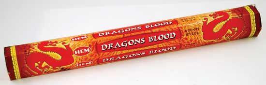 Dragon's Blood HEM stick 20 pack