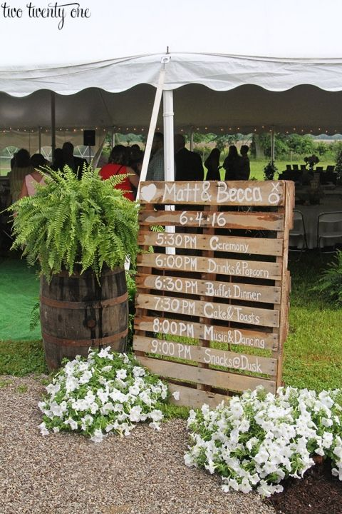 rustic-tent-wedding                                                                                                                                                                                 More