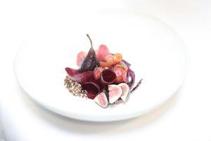 RESTAURANT JAN | Market salad | Nice, France #onemichelinstar