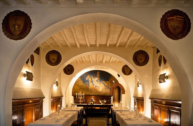 Restaurant Tre Cristi - one of Siena's Secret Gems