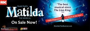 http://triangleartsandentertainment.org/wp-content/uploads/2015/12/MatildaIMAGE-DPAC2016-300x105.jpg - DPAC's Matilda Stays True to the Original Work - The Durham Performing Arts Center will present Matilda on Jan. 19-24, as part of its SunTrust Broadway Series Normally, when one writes a review, one does so in a distant, third person kind of way. However, that's really not possible with this review, not when, I, the author have such a profound ... - http://triangleartsande