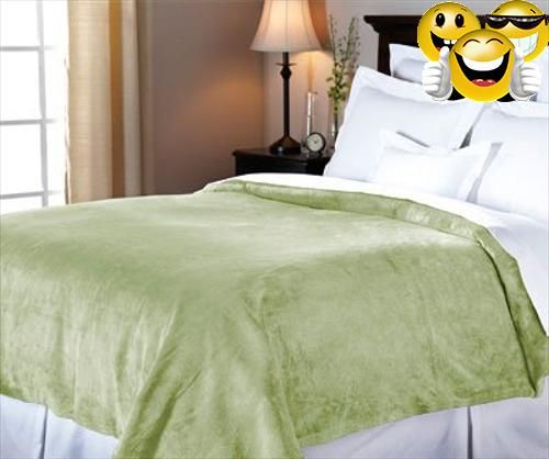 #bedding This is an Electric Queen size Blanket ideal for use at #home in Autumn and Winters