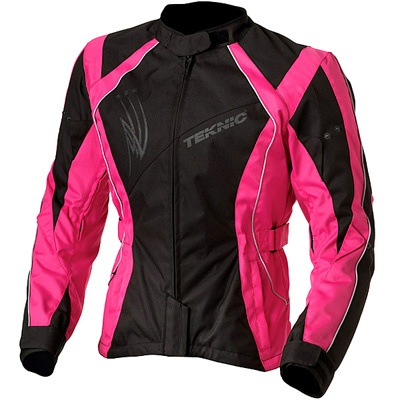 Jacket to go with the pink bike- duh