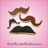 Mustache Cookie Cutter | Cheap Cookie Cutters is the Cookie Cutter Leader