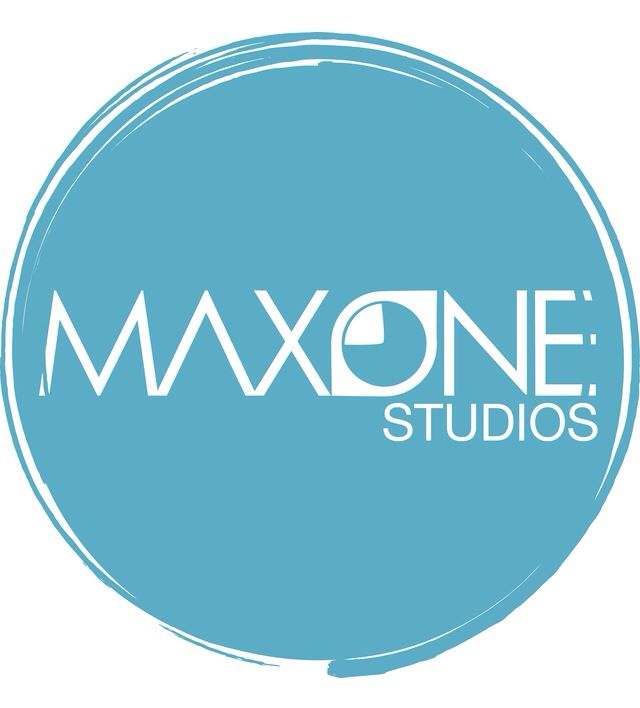 My new studio logo. Happy with results!