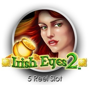 The luck of the Irish has found its way into the heart of Jack Gold. Now you too can enjoy the fortunes of Irish Eyes 2 with 25 winning lines and up to 20 Free Spins in the Free Spins Bonus where all wins are tripled!