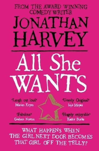 All She Wants by Jonathan Harvey, http://www.amazon.co.uk/dp/B00844Y47O/ref=cm_sw_r_pi_dp_ofHvrb1NASBN8