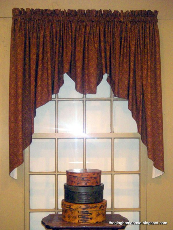 46 Best Images About Prim Curtains On Pinterest Window