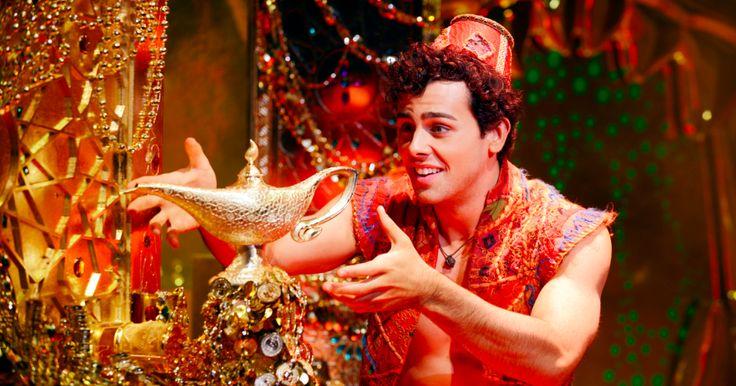 Theatre Review: Aladdin