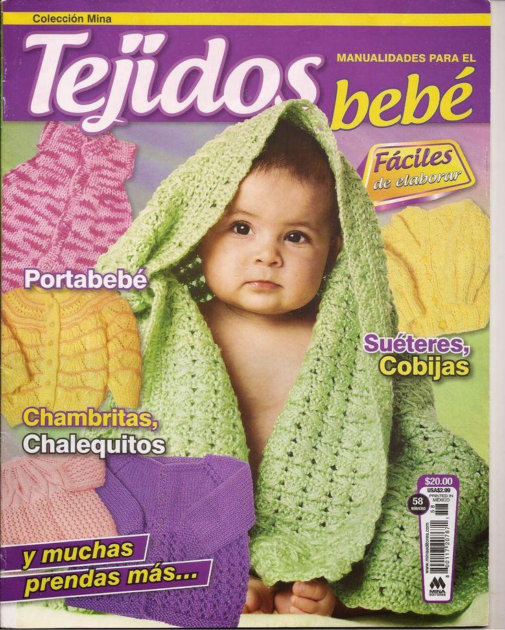 Moda Knitting Pattern Books : revistas de manualidades gratis GANXET INFANTS Pinterest Crochet books,...