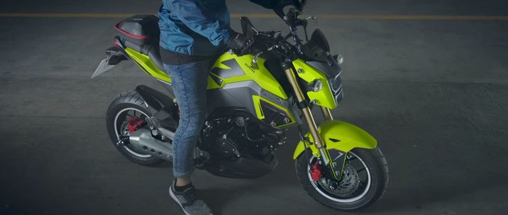 2016 Honda MSX125 Review / Specs - 2017 Grom Changes Coming to the USA? | Motorcycle News & Reviews at www.HondaProKevin.com