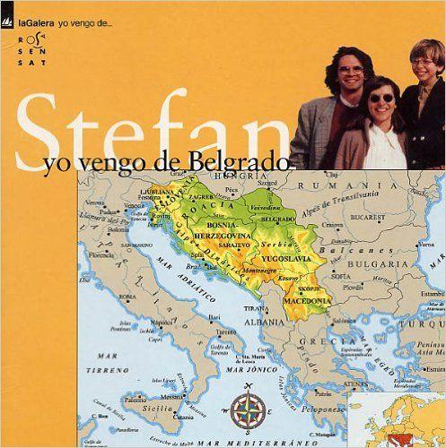 Stefan, yo vengo de Belgrado, autora Tamara Ivancic.  L/Bc 323.1 IVA ste   http://almena.uva.es/search~S1*spi?/dEducaci{226}on+intercultural/deducacion+intercultural/-3%2C-1%2C0%2CB/frameset&FF=deducacion+intercultural&262%2C%2C273