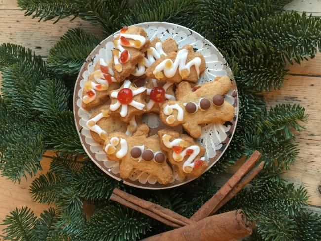 Recipe of the day: Spiced Christmas shortbread by Balgove Larder in St Andrews
