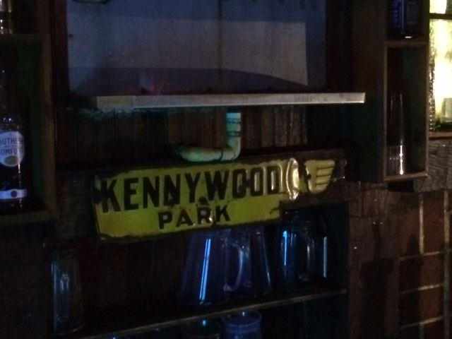 State College, PA's Rathskeller Bar knows the way to Kennywood!