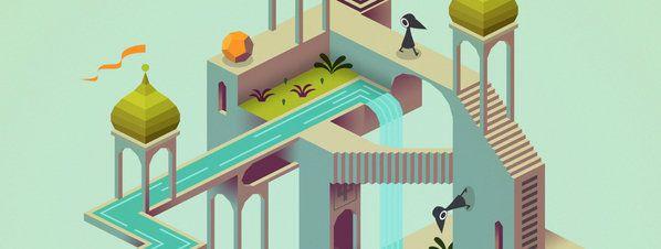 Monument Valley, un juego imprescindible para iPad