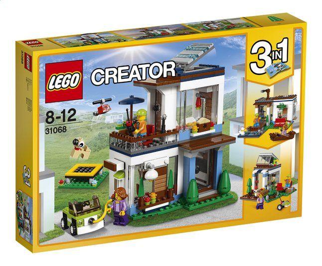 71d4e795f68 Afbeelding van LEGO Creator 3-in-1 31068 Modulair modern huis from ColliShop