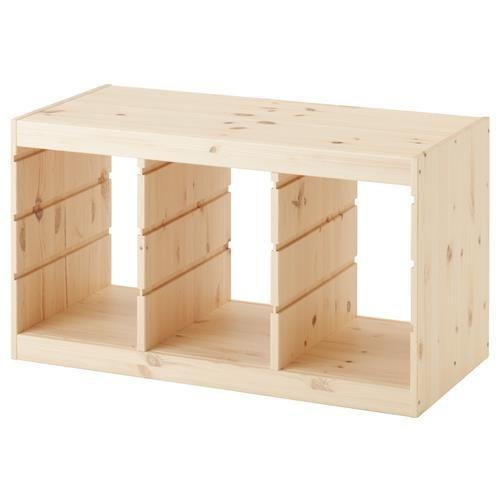 TROFAST Σκελετός  πεύκο - IKEA