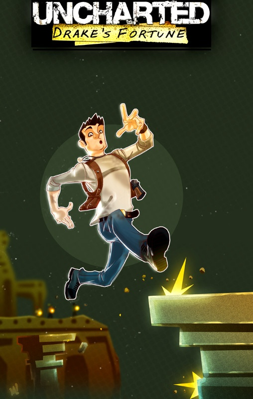 Uncharted probably the best video game series of this council generation.....next to Mass Effect.