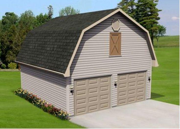 superb home hardware garage package #6: Loft Garage 22 X 24 kit- omit garage doors to make as a cabin