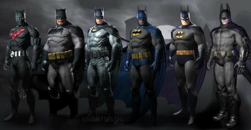Про Бэтмена, продолжение (5 фото)