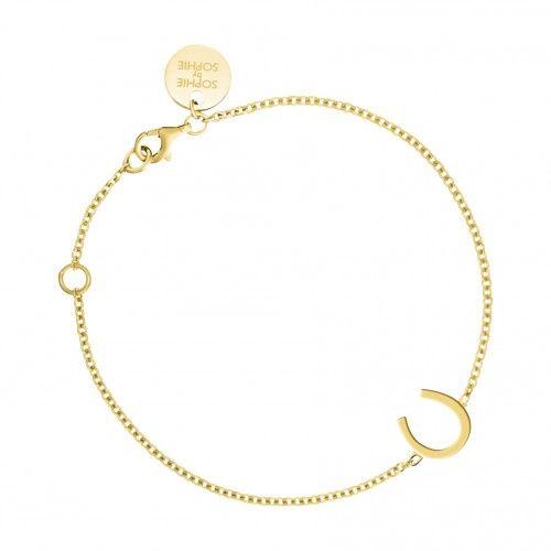 Horseshoe Bracelet | Sophie by Sophie