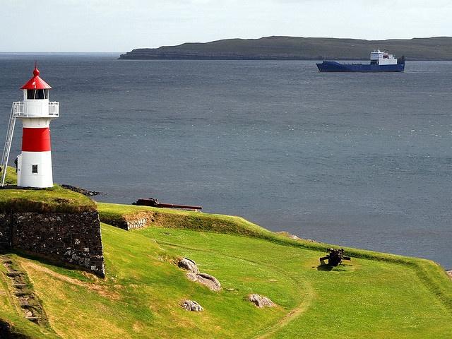 One of my favorite places in Tórshavn, Faroe Islands