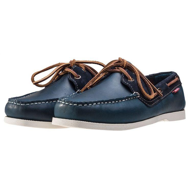 Shoe Zone Mens Deck Shoes