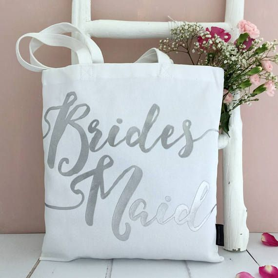 Part of our wedding range, a matching 'Bride To Be' bag is also available, perfect for taking on the hen night!