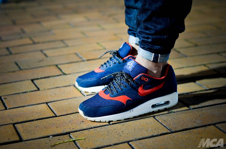 Cheap Nike Air Max 1 Blue
