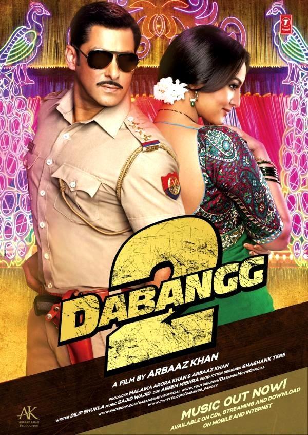 Dabangg 2 (2012) - Salman Khan, Kareena Kapoor, Sonakshi Sinha, Prakash Raj, Arbaaz Khan, Vinod Khanna