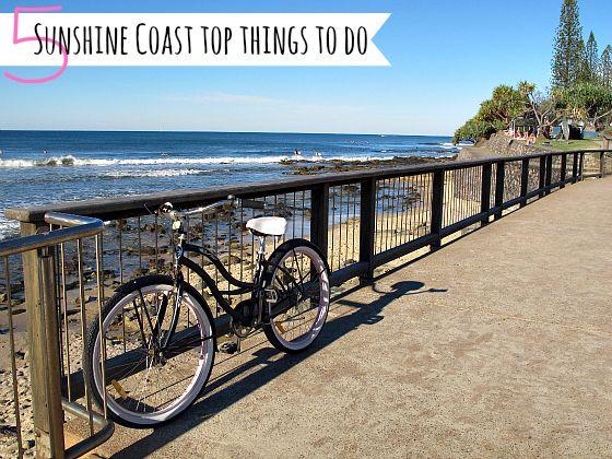 5 Sunshine Coast top things to do