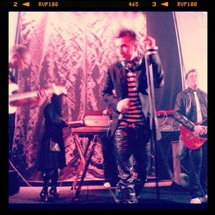 Live 2010 #postpunk #newwave #deathrock #synthwave #coldwave