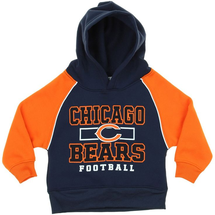 Chicago Bears Infant & Toddler Hooded Sweatshirt by NFL Team Apparel
