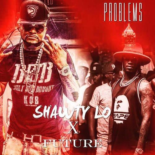 """Shawty Lo – Problems ft. Future [Audio]- http://getmybuzzup.com/wp-content/uploads/2015/09/Shawty-Lo-ft.-Future-–-Problems.jpg- http://getmybuzzup.com/shawty-lo-problems-ft-future/- Shawty Lo – Problems ft. Future  ByAmber B Shawty Lo and Future link up for """"Problems"""" produced by Cassius Jay. Listen below.   Follow me:Getmybuzzup on Twitter