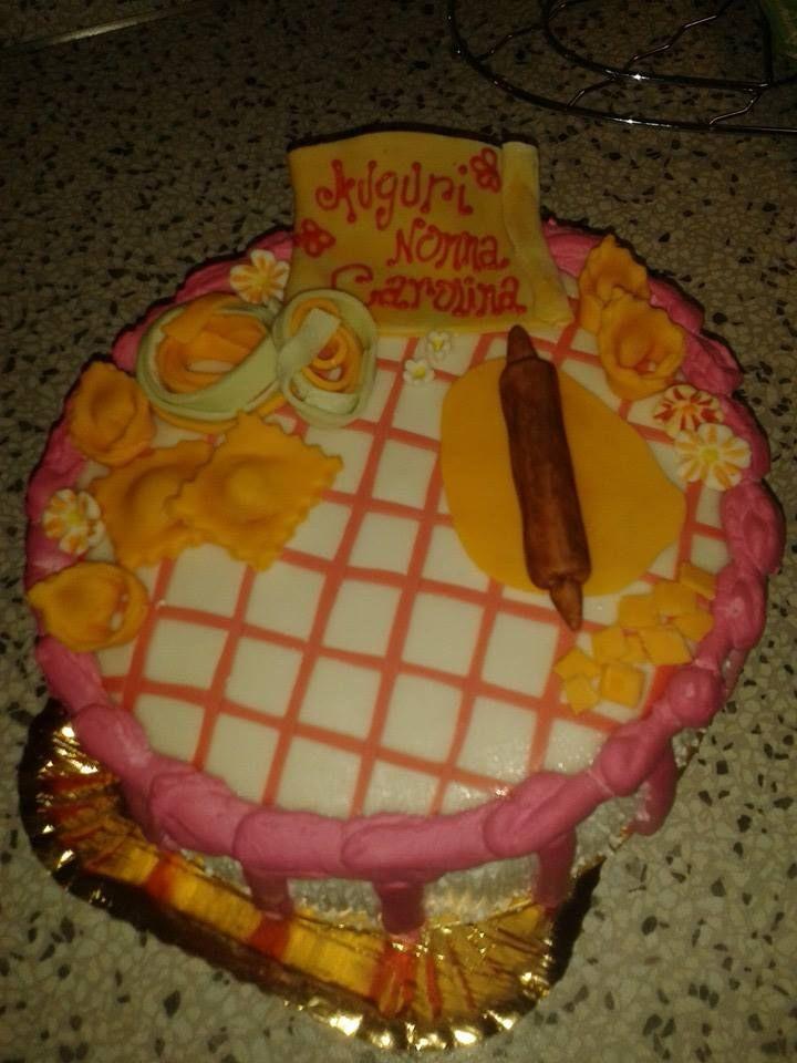 torta pasta fresca