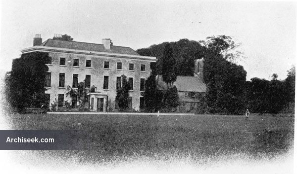 1714 - Corkagh House, Clondalkin, Co. Dublin - Architecture of Dublin South, Lost Buildings of Ireland - Archiseek - Irish Architecture