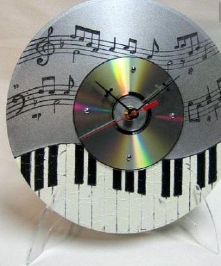 10 façons amusantes de recycler de vieux CD... Certains projets vous…                                                                                                                                                                                 Plus